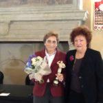 Emilia Chiancone premiata dalla Società Italiana di Storia della Scienza
